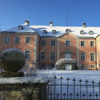 Schloss Rheder- Winter
